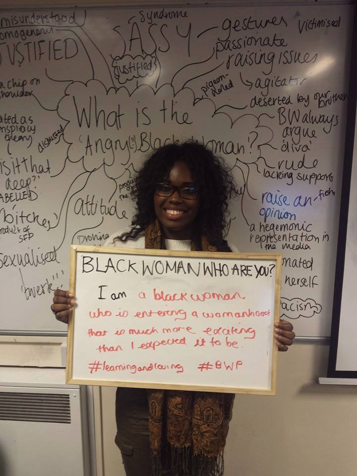 Jess Agboola (Black Women's Project)
