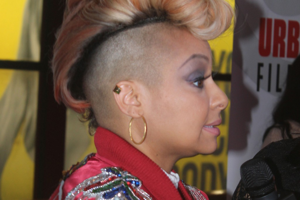 Raven Symone at 2015 Urbanworld Film Festival.