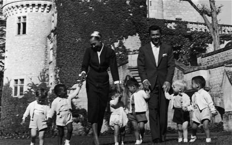 Josephine w children