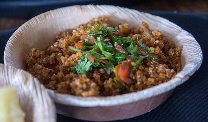 Quinoa Jollof, Chuku's London