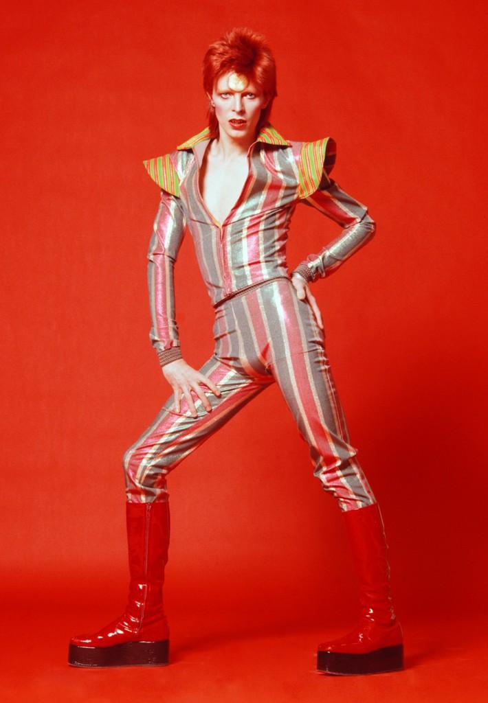 Credit: Masayoshi Sukita / The David Bowie Archives