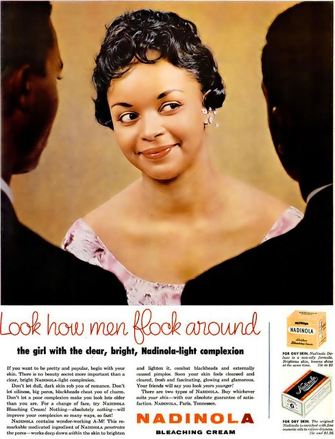 These Skin Lightening Adverts Will Make Your Blood Boil Gal Dem