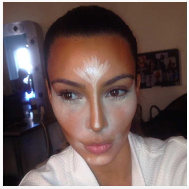 Contouring Skin Lightening In Disguise