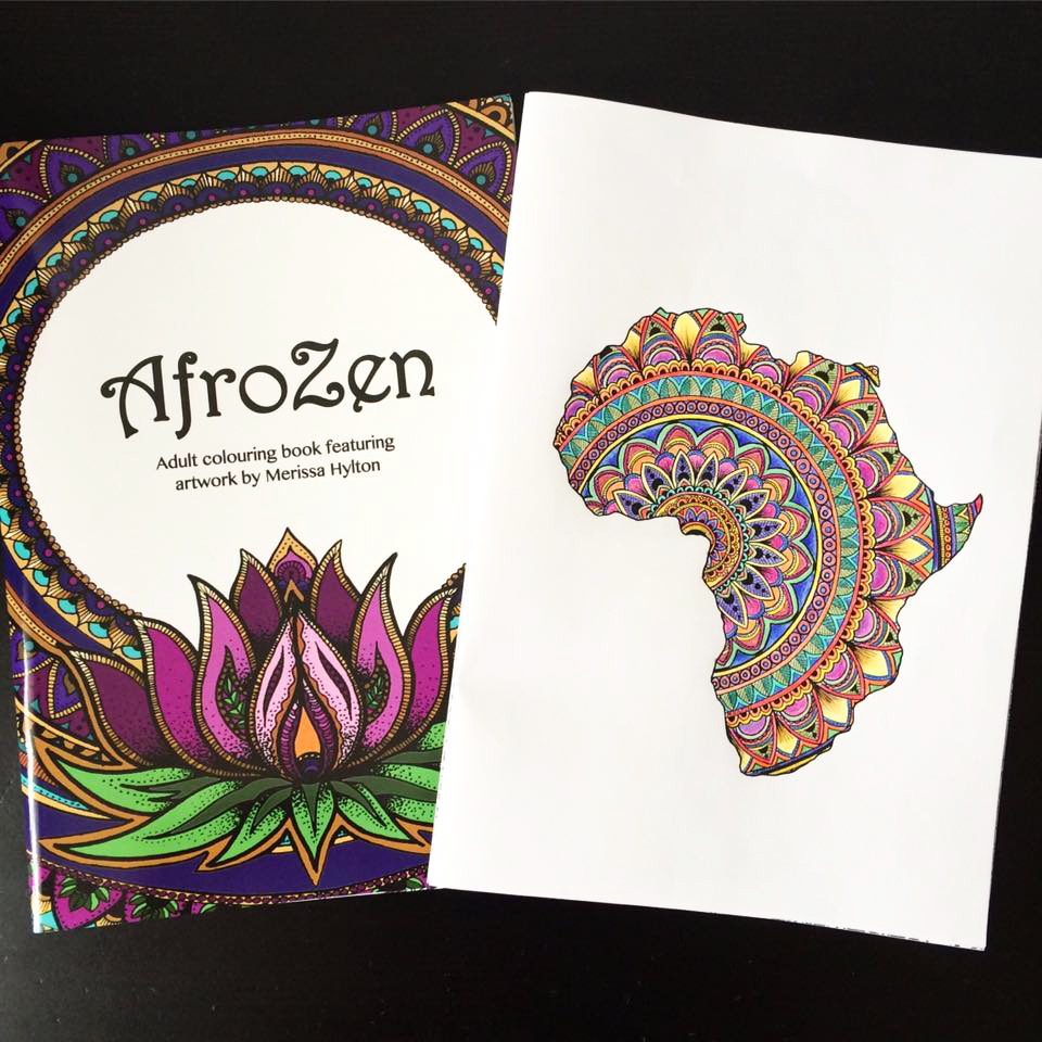Zen colouring in book - Zen Colouring In Book 38