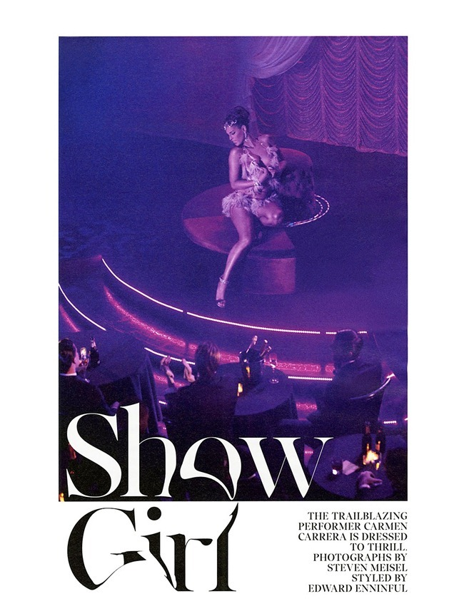 show-girl