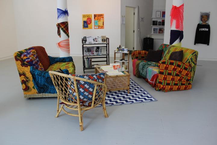 OTHERD ARTISTS Living Room