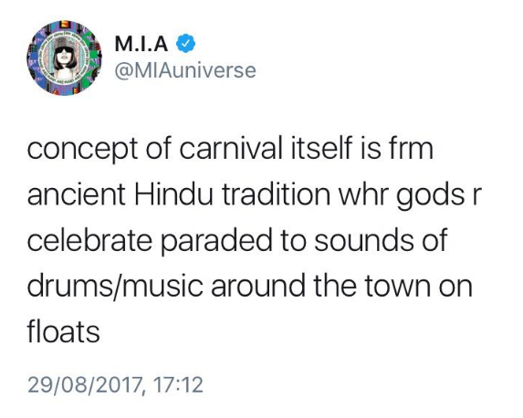 MIA cultural competition