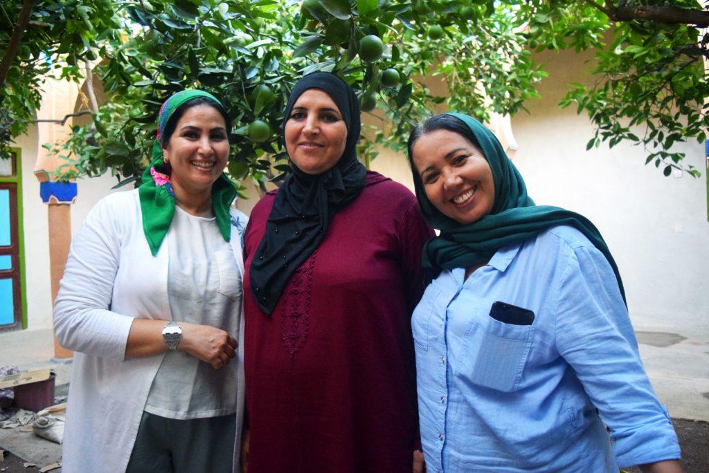 UCFA x LUSH - Morocco by Emma Blake Morsi