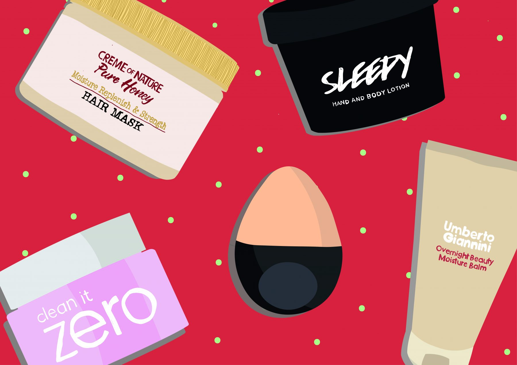 gal-dem's fave beauty Christmas products | gal-dem