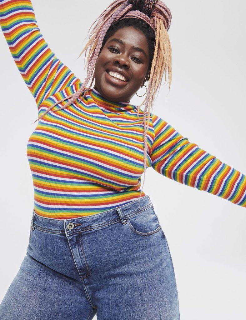 Oluwaseun Matiluko in Cosmopolitan January 2019 issue