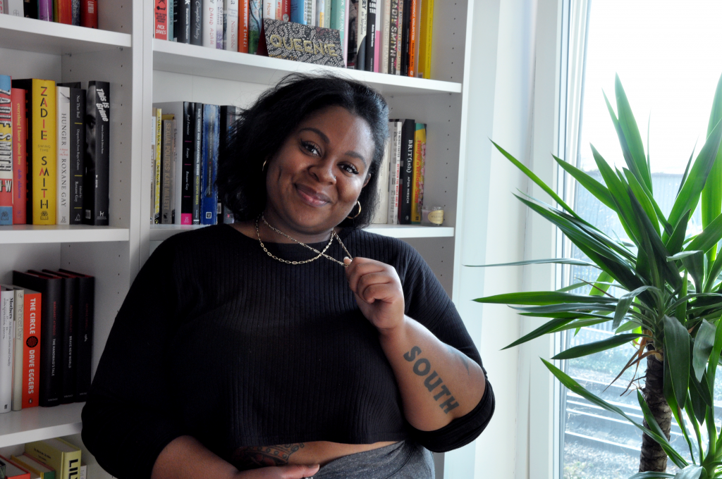 Candice Carty-Williams on her debut novel Queenie