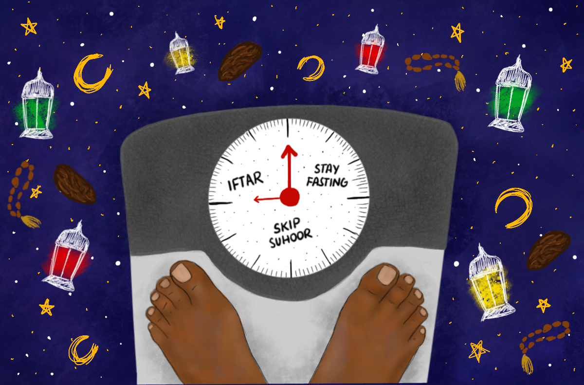 This is how to navigate Ramadan if you are struggling with an eating disorder | gal-dem