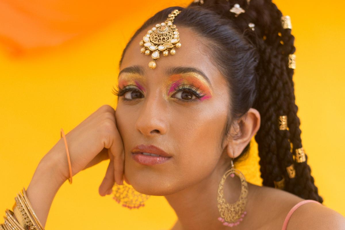 Raveena. Foto: Mahaneela Choudhury-Reid