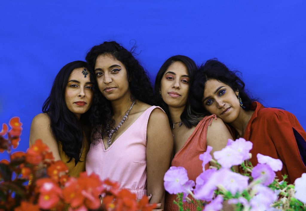'Use that oppressive power as a liberator' – meet poetry collective 4 BROWN GIRLS WHO WRITE | gal-dem