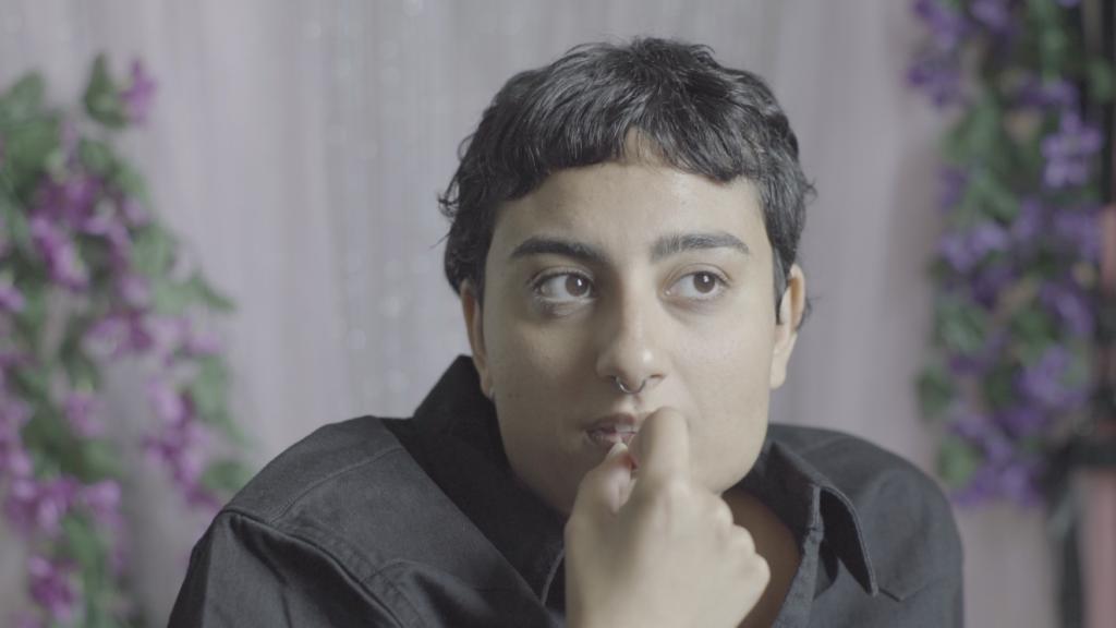 Aisha Mirza Portrait - LGBTQI+ histories - Chosen Family