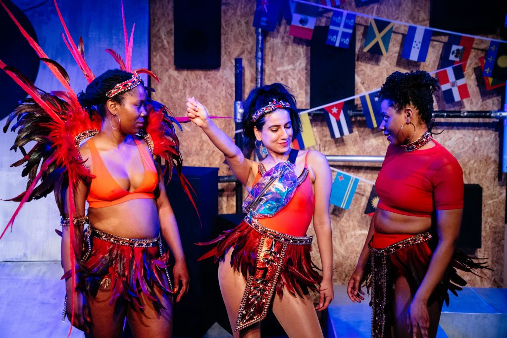 J'Ouvert play captures the bliss of carnival through the eyes of young British Carribean women | gal-dem