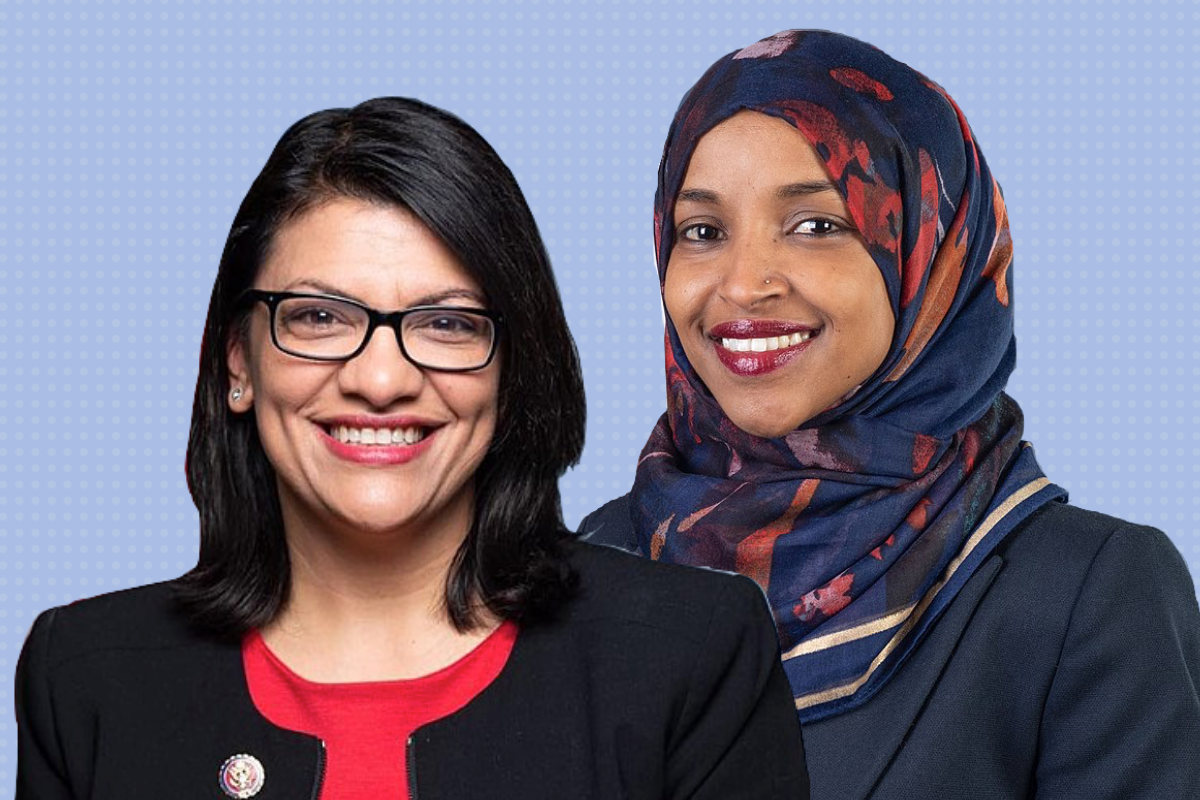 'The border crossed us': why Rashida Tlaib and Ilhan Omar are banned from visiting Israel | gal-dem