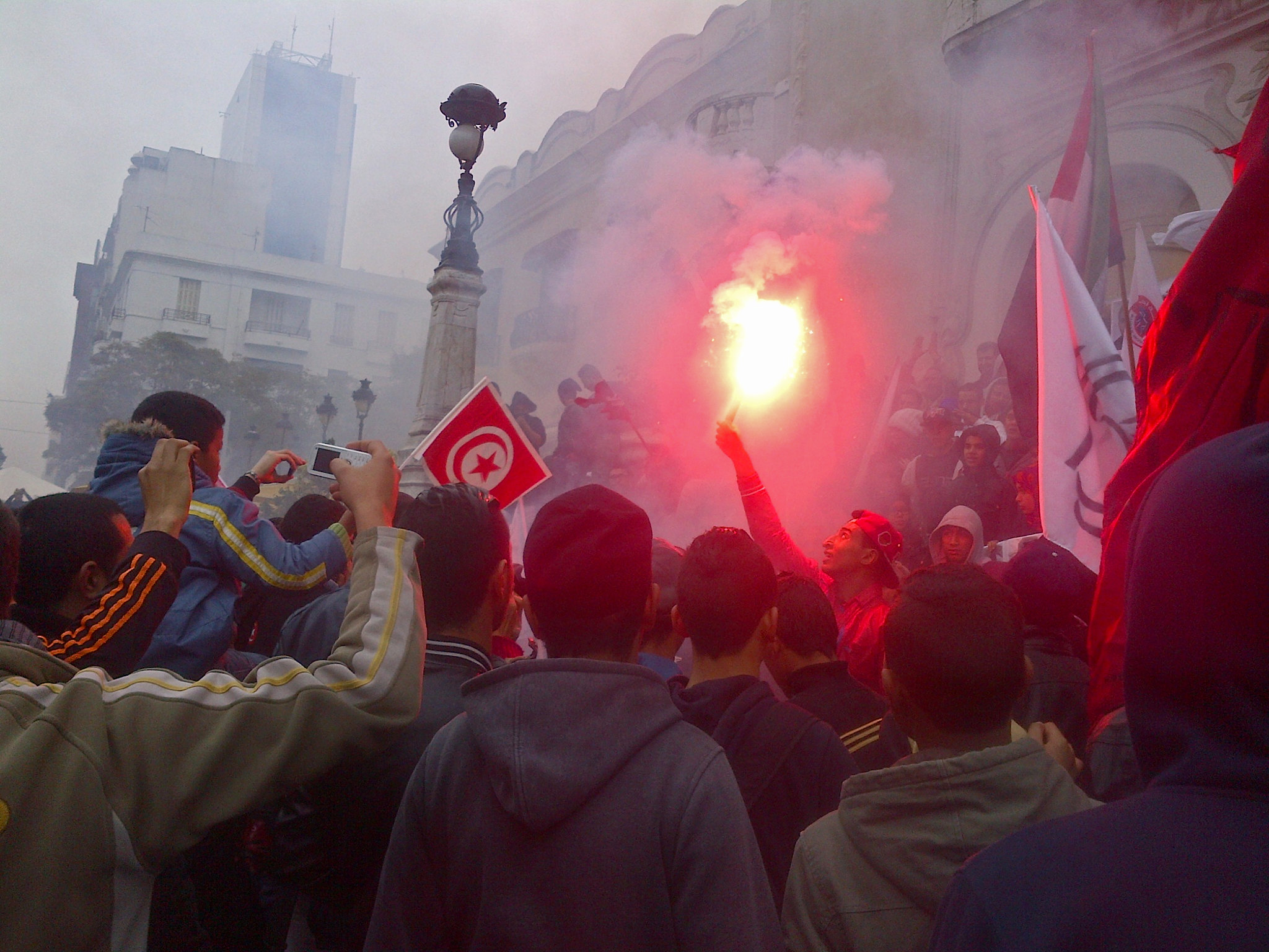 Can this week's elections in Tunisia continue the revolutionary dream of 2011?   gal-dem