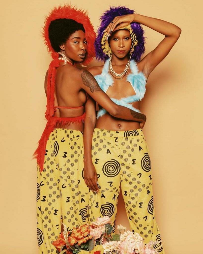 Uzumaki Cepeda's clothes will make you feel safe in this crazy world   gal-dem