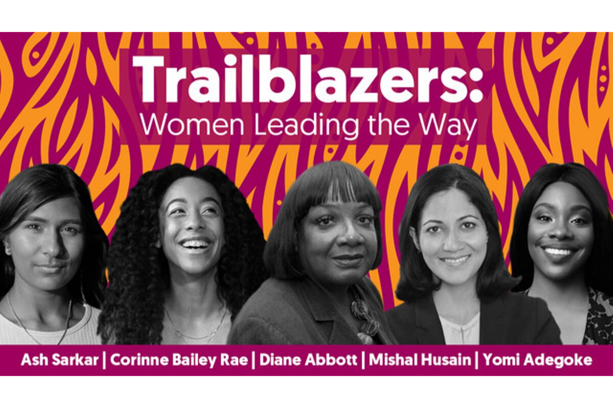 Learn how to become trailblazer across politics, journalism and music with gal-dem and Intelligence Squared   gal-dem