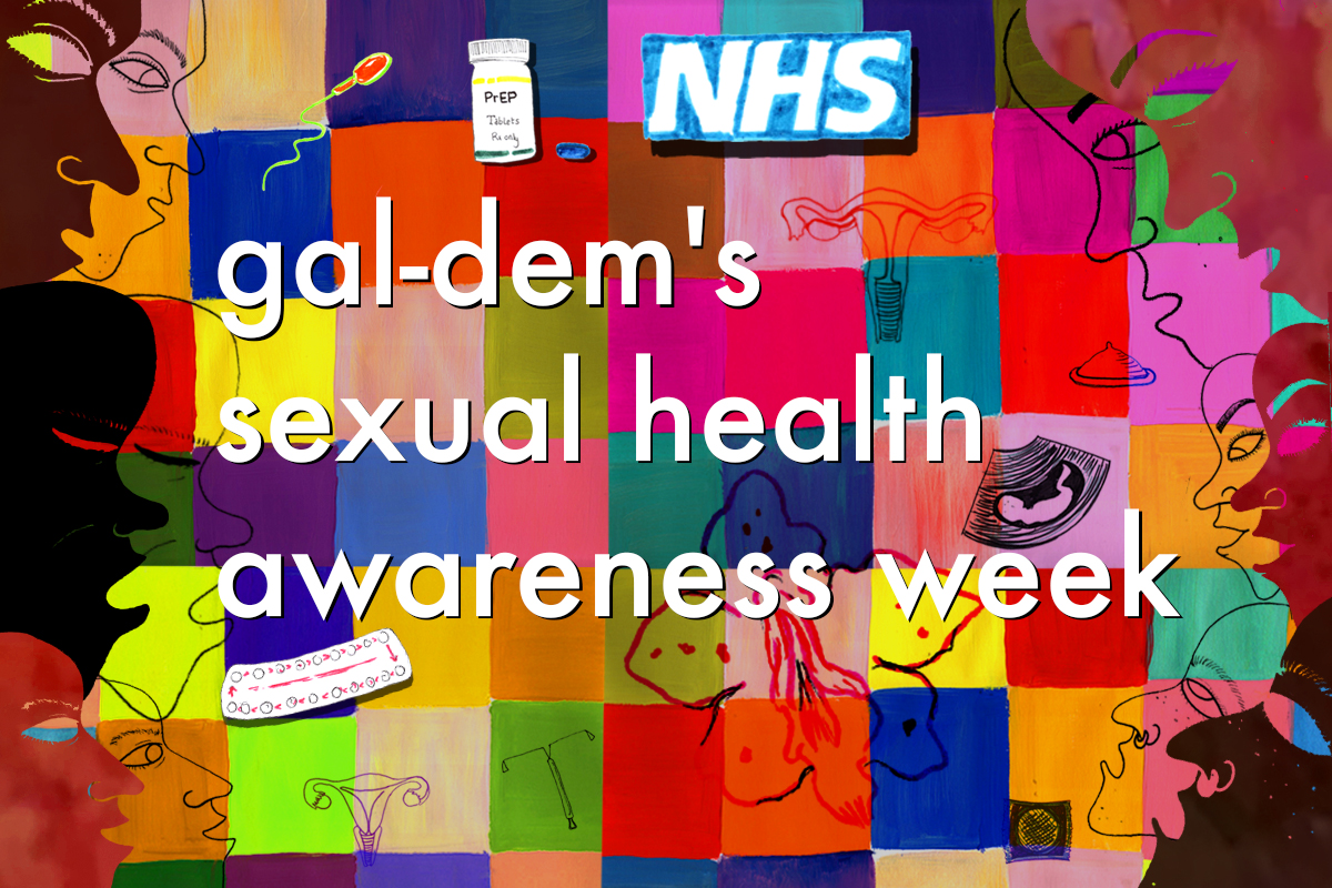 Mind the gap: people of colour are being overlooked when it comes to our sexual health   gal-dem