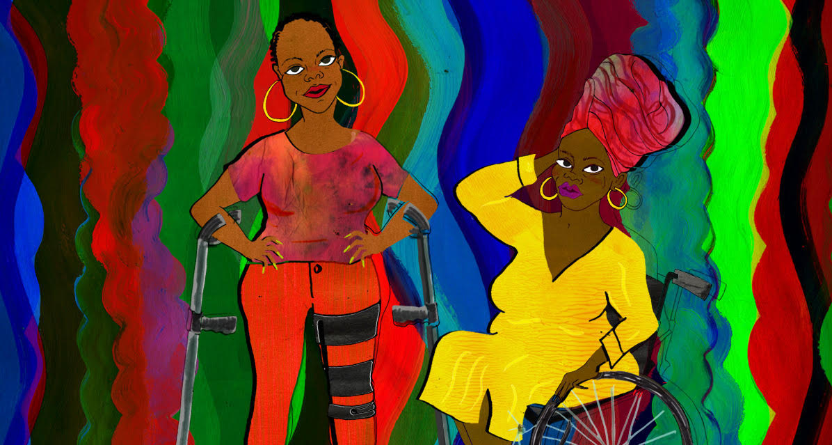 What it means to be black, disabled women navigating sex   gal-dem