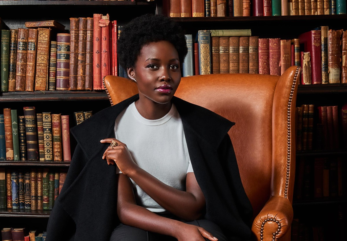 Lupita Nyong'o on warrior women, whitewashed history and her colourism book