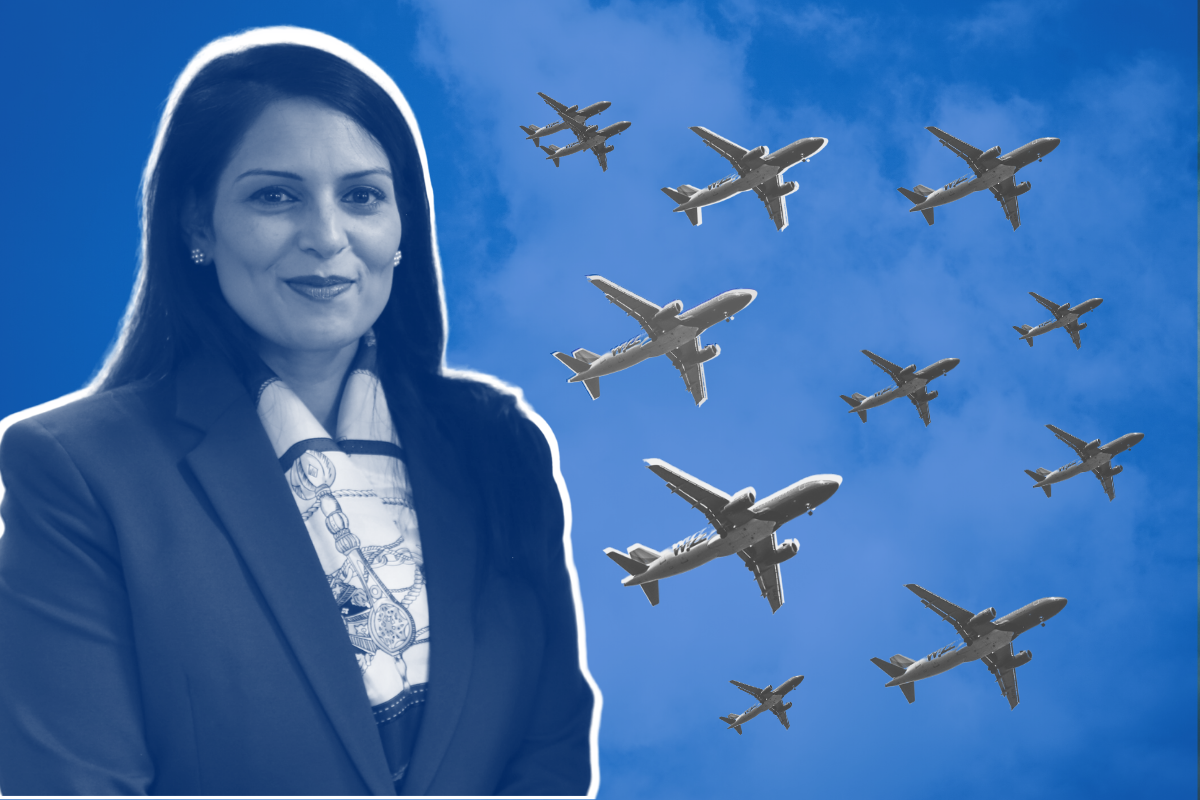 My childhood was blighted by the dehumanisation of immigrants from people like Priti Patel | gal-dem
