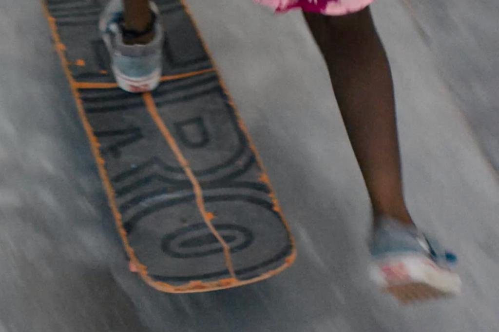 Kamali is the heartwarming doc on India's 10-year-old skateboarding protégé   gal-dem
