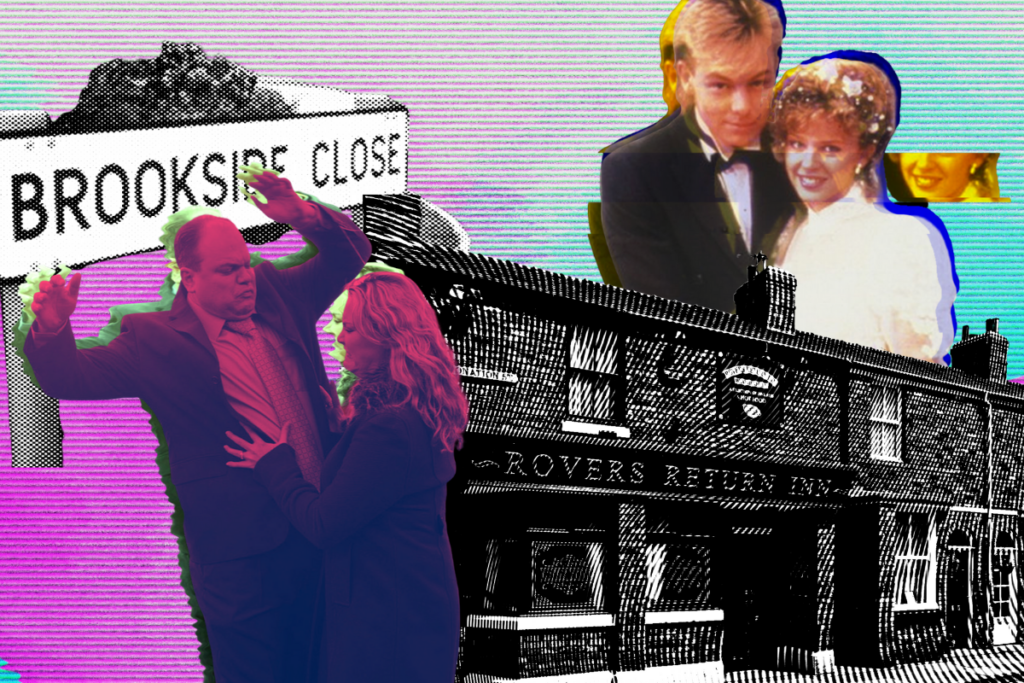 British soap operas have shaped our culture for decades