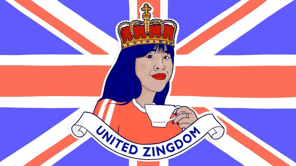 United Zingdom sees Zing Tsjeng explore the UK and all its quirks
