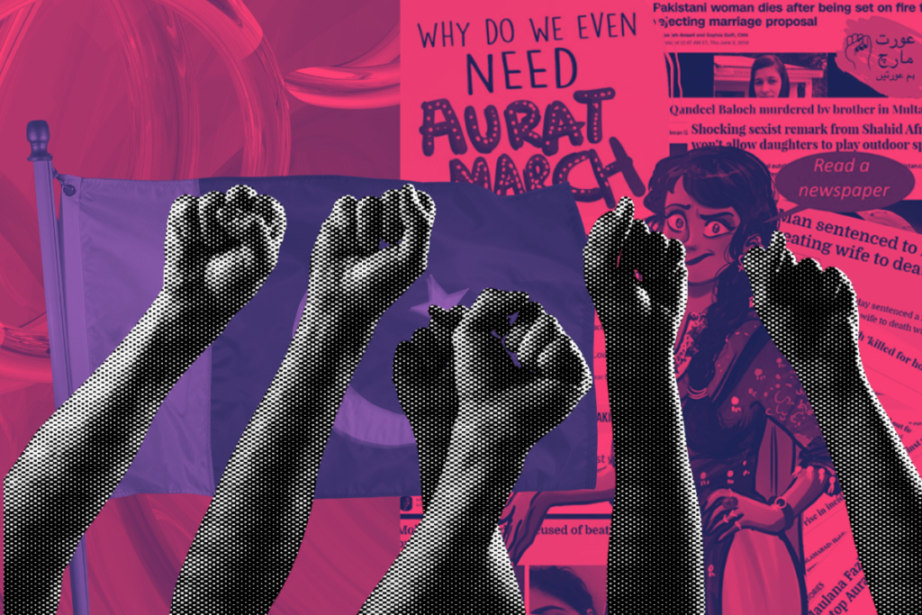 aurat-march-race-review