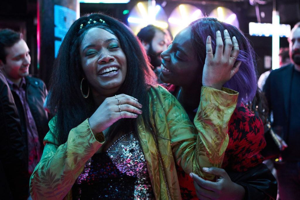 I-May-Destroy-You-Michaela-Coel-and-Weruche-Opia-laughing