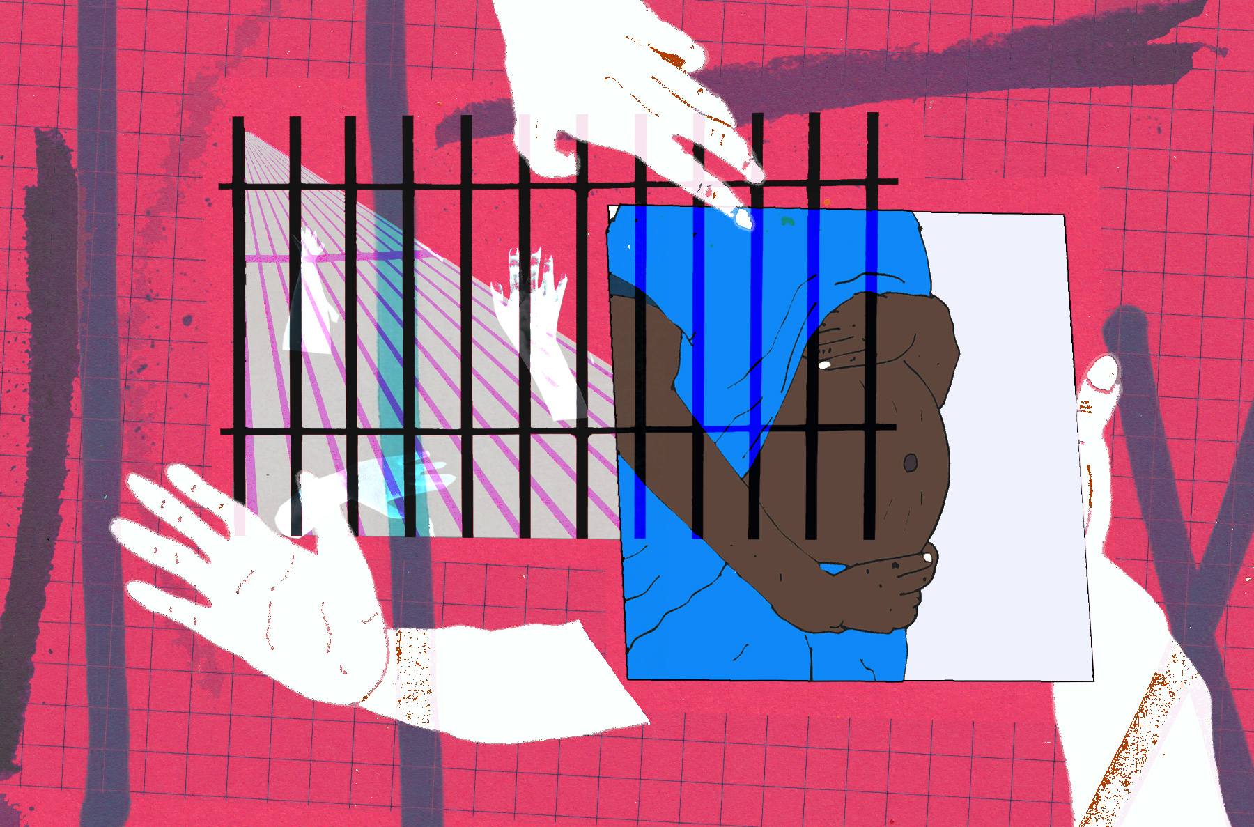 What is it like when you're pregnant in prison? | gal-dem