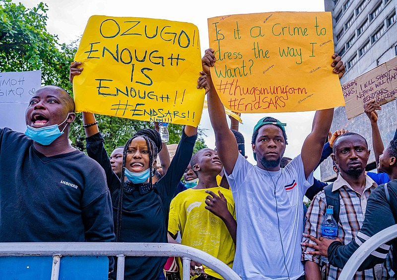 How to support the #EndSARS protests outside of Nigeria | gal-dem