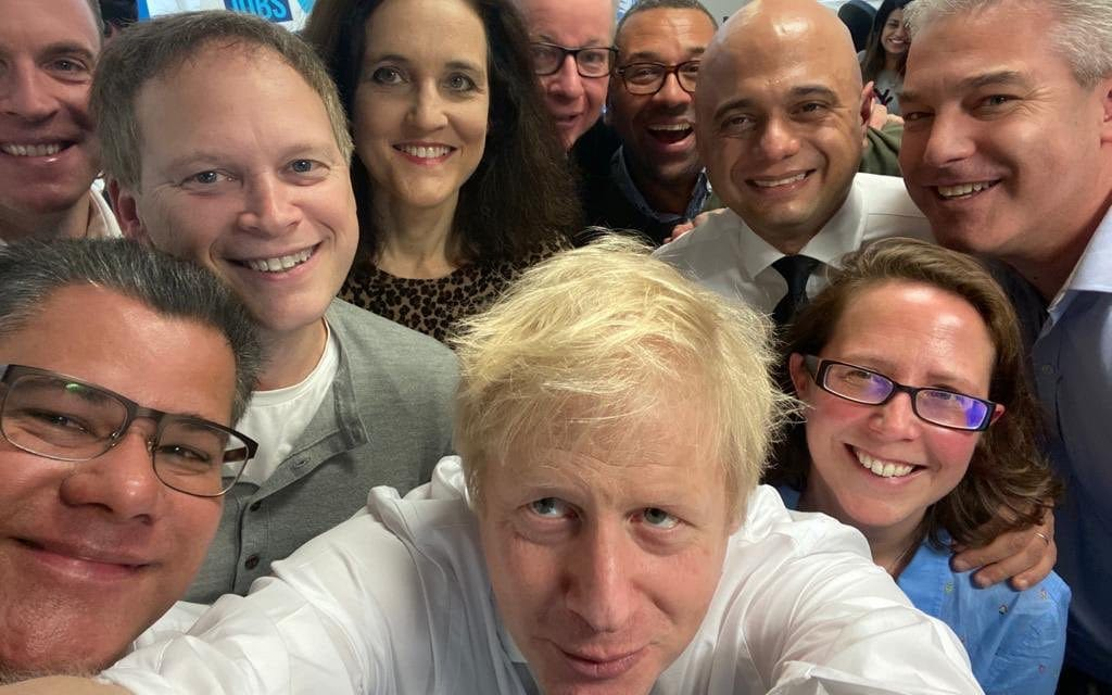 Boris-Johnson-James-Cleverley-Sajid-Javid