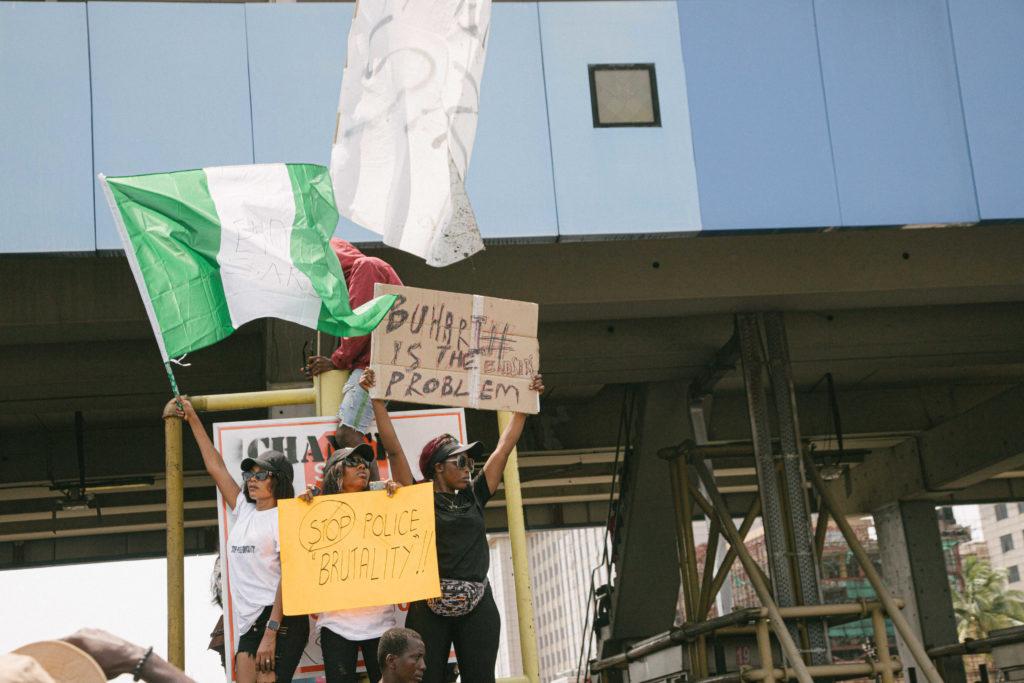 endsars, sarsmustend, Nigeria, protests