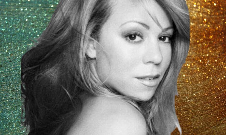 Mariah Carey image taken from Rarities album artwork