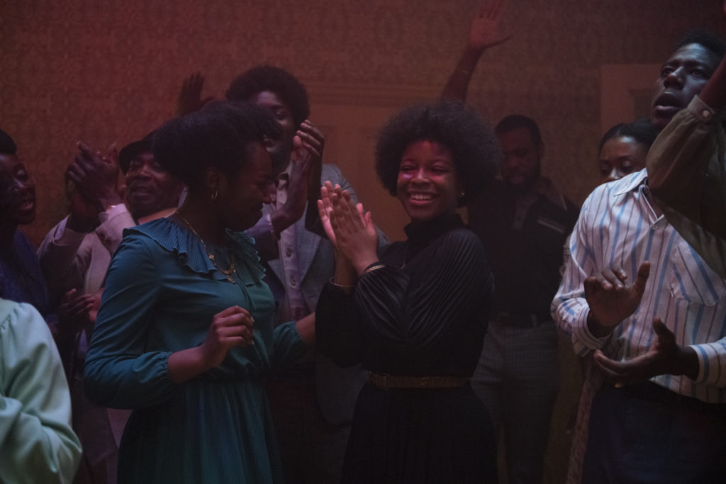 black-women-dance-at-a-lovers-rock-house-party-in-london-Steve-Mcqueen's-Small-Azexe